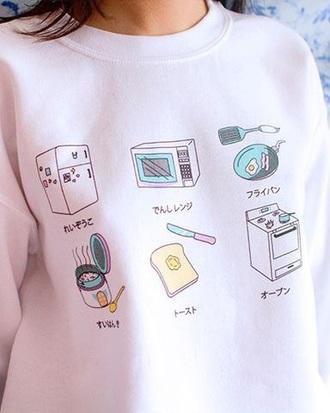 shirt soff soft pastel kawaii cute pink toast