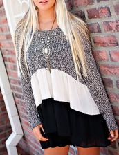 sweater weather,bohemian,boho,boho chic,boho top,hippie,country style,country,gypsy,hipster,sweater,gypsy-style top