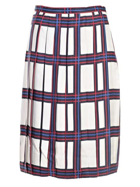 Tory Burch skirt white