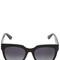 Oversized squared acetate sunglasses