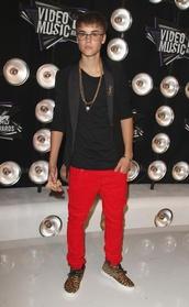 jeans,red,justin bieber,clothes,denim,jacket