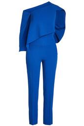 jumpsuit,blue