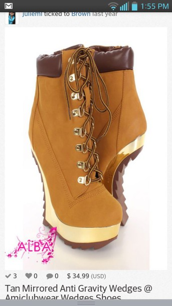 shoes wedge booties wedge boots