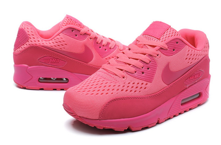 Cheap Nike Air Max 90 2013 Women Shoes Knitting All Pink|Nike Air Max 90 women|Nike Air Max 90 For Sale
