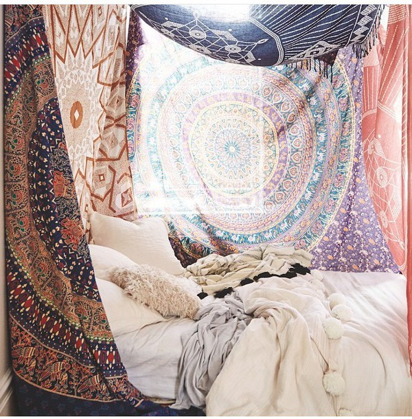 Home Accessory Tapestry Sheets Style Cool Rad Decor Room Accessoires Essentials Bedroom Tumblr