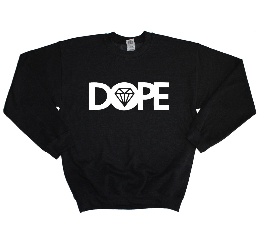 Dope Diamond Sweater
