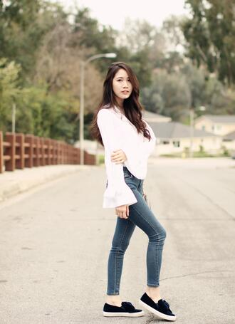 clothes to youuu blogger jeans shoes bag