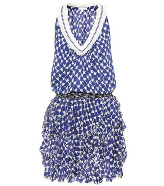 Poupette St Barth dress sleeveless dress sleeveless blue