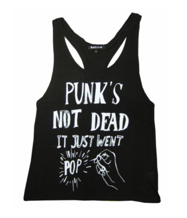 skirt punk grunge pop punk quote on it