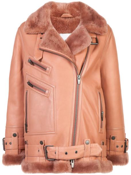 jacket women purple pink