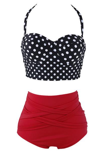 Retro Sport Bikini   Outfit Made