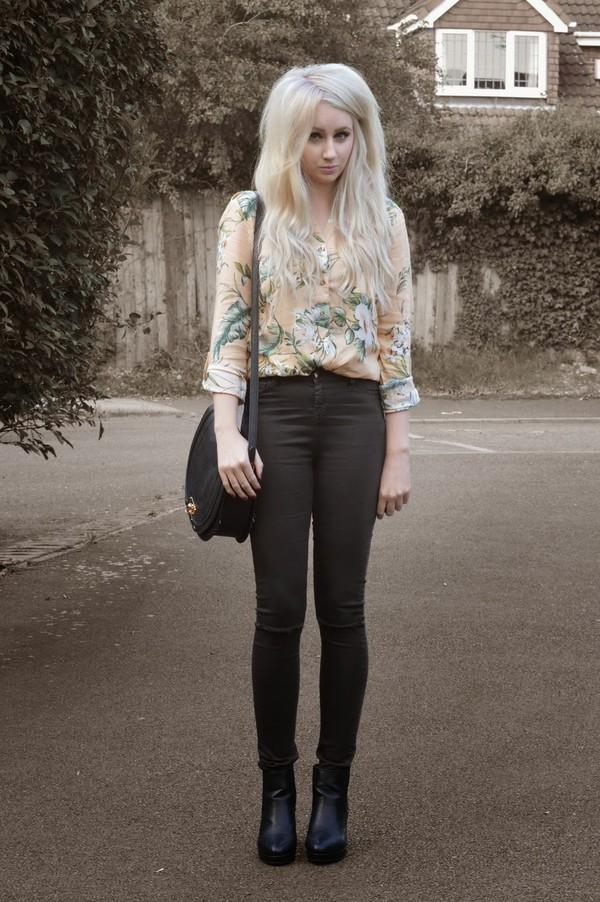 sammi jackson blogger jeans bag