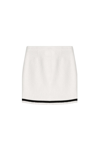 skirt mini white