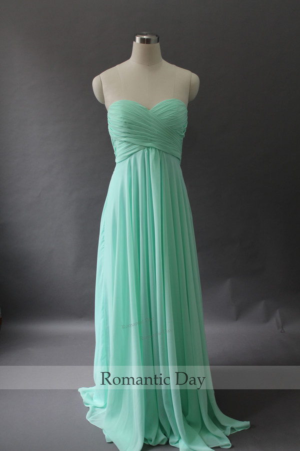 prom dress evening dress formal dress chiffon dress long dress sweetheart dress dress custom made