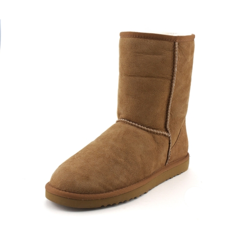 Womens UGG® Classic Short Boot, Chestnut, at Journeys Shoes