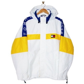 coat tommyhilifier jacket tommy hilfiger windbreaker windbreaker tommy hilfiger
