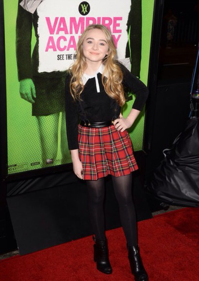 shirt blouse black trendy celebrity style fitted sabrina carpenter girly white