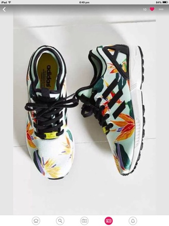 shoes adidas adidas shoes flowers