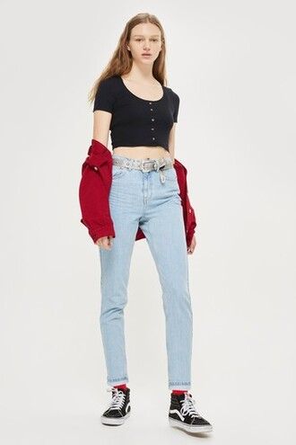 jeans mom jeans