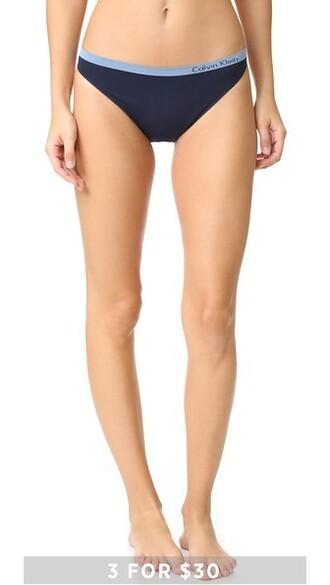 thong ocean underwear