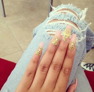 nail accessories nail art 3d nail art stiletto nails nails
