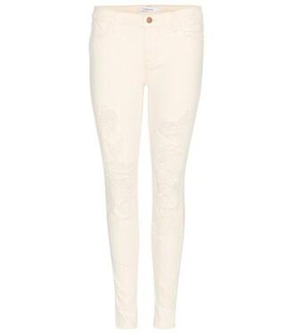 jeans skinny jeans super skinny jeans white