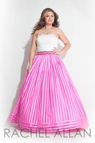dress elegant curvy charming design plus size prom dress prom dress