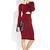 Be Seen Midi Dress   FOREVER21 - 2000073613
