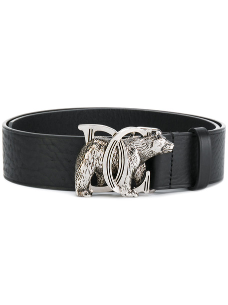 bear belt black