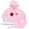 Love bomb hoodie – kirana jaya