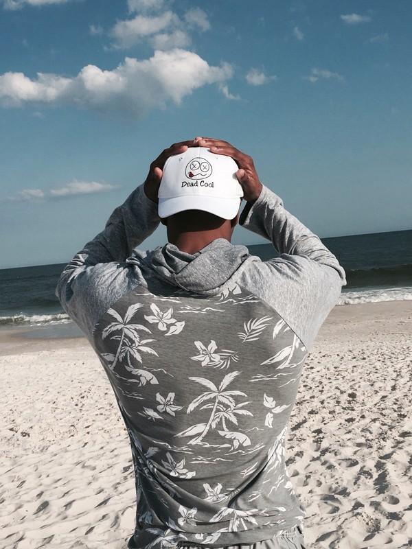 hat beach cool casual urban style cap