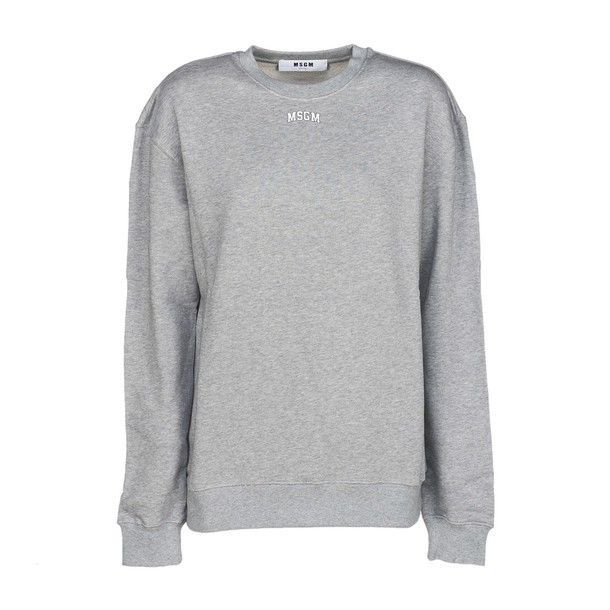 sweatshirt back grey sweater