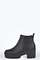 Patricia elastic insert cleated pull on boot