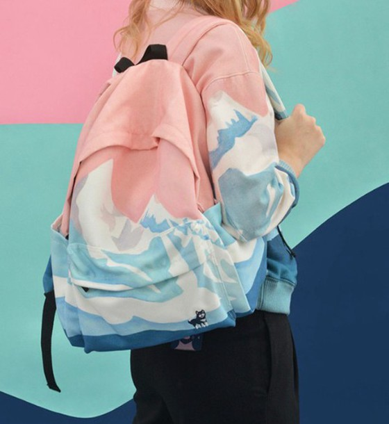 bag, kozy, shopkozy, backpack, socks, skirt, sweater, top ...