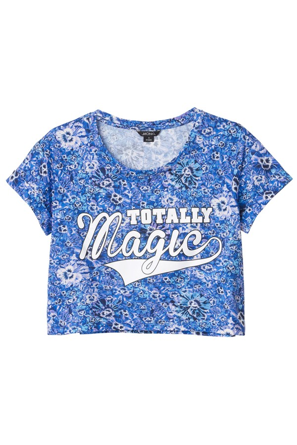 top mimmi tee printed monki