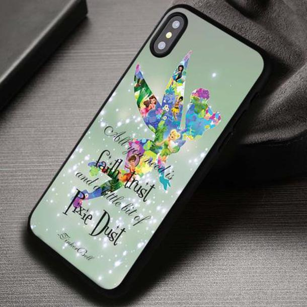 tinkerbell phone case iphone 8