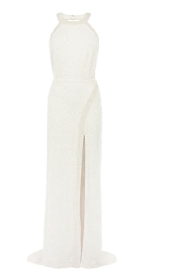 dress white prom dress white dress