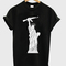 Statue of liberty with gun tshirt