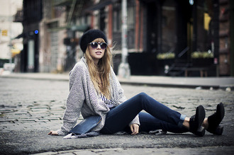 jewels sunglasses bag sweater shoes jeans jacket hat just another me blouse