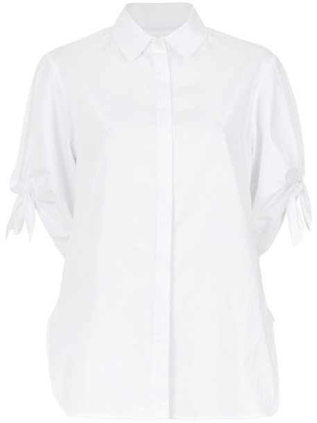 Sissa shirt women lace cotton top