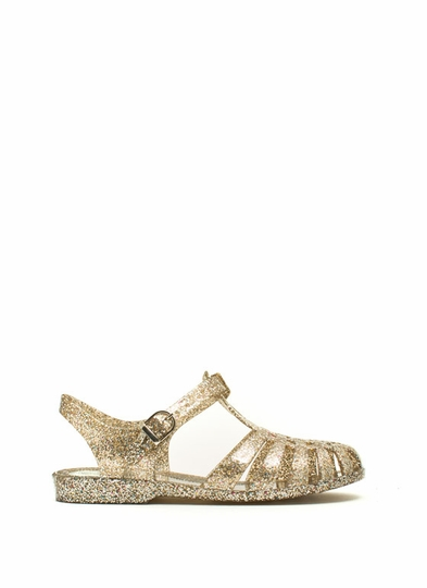 981deed63209af All-That-Glitters-Caged-Jelly-Sandals CLEARMULTI SILVER - GoJane ...