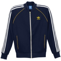 Adidas Track Jackets Blue | Champs Sports