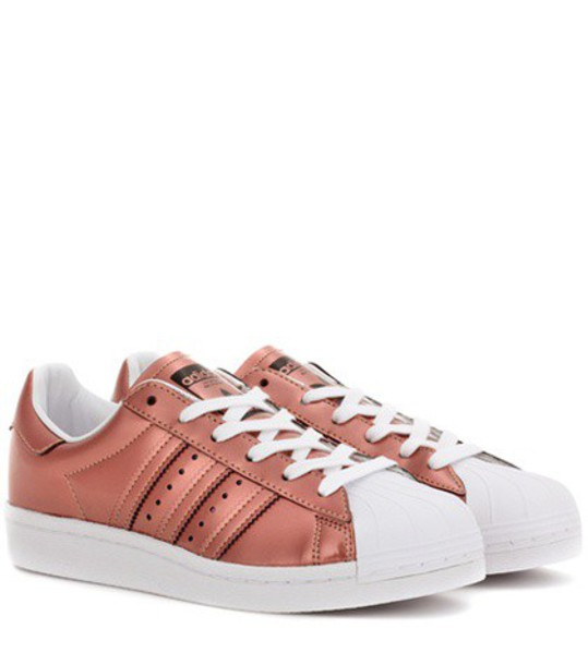 Adidas Originals sneakers metallic shoes