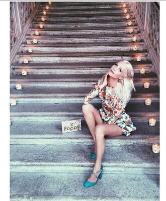 dress clutch poppy delevingne pumps mini dress floral dress instagram