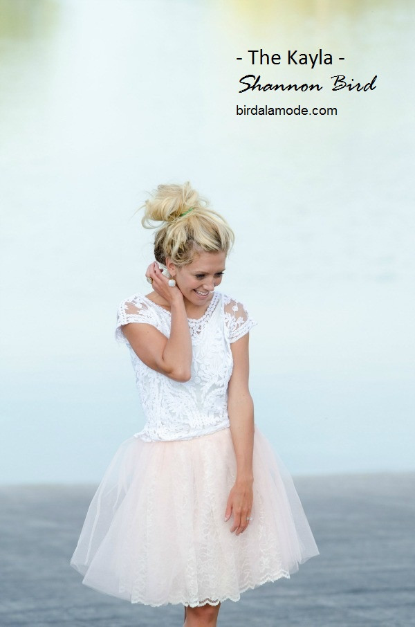 Home of the pretty, chic, fun, sassy & flirty tulle skirt!