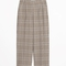 & other stories   creased trousers   beige