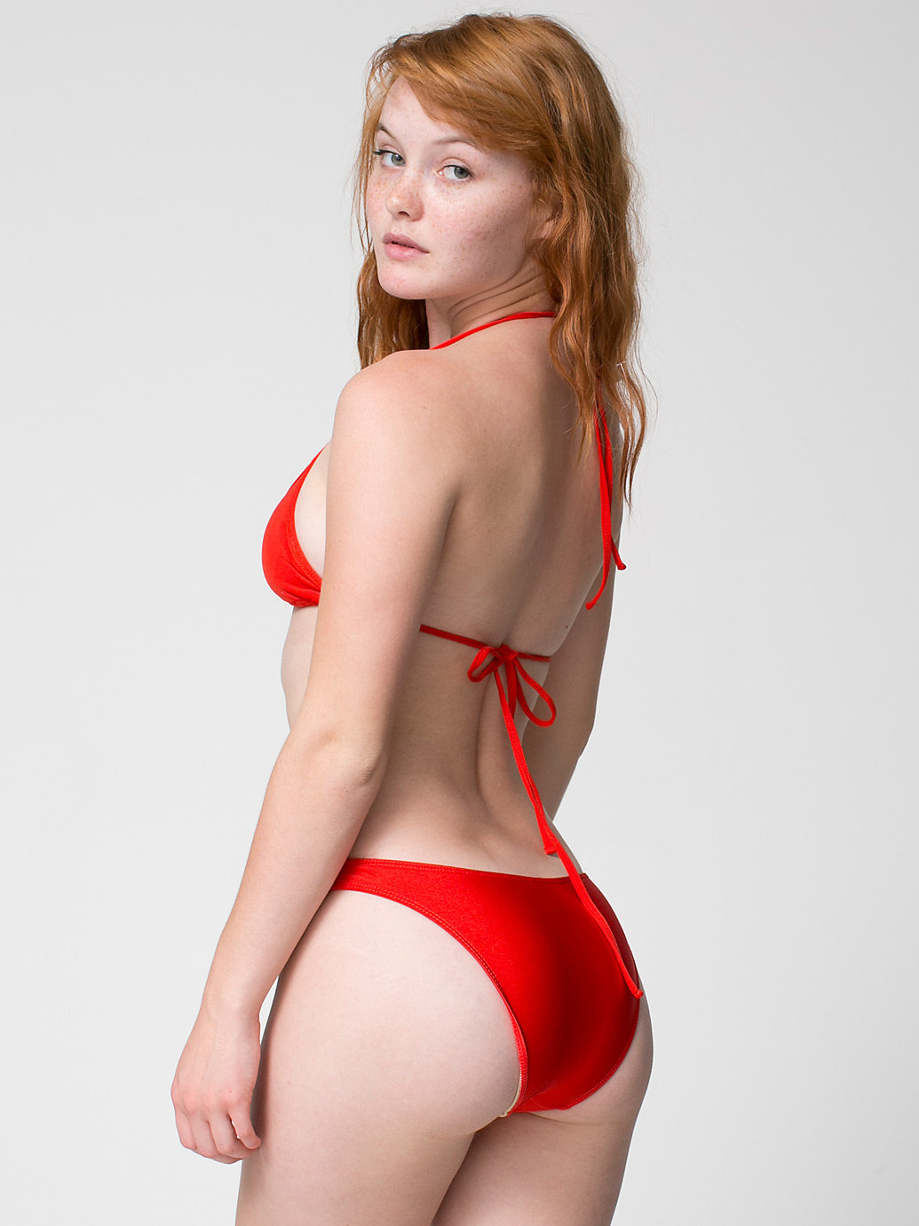 The brazilian bikini bottom american apparel