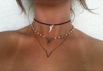jewels choker necklace necklace jewerly accesoies