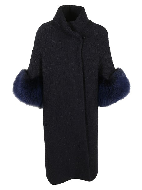 Charlott coat fur black