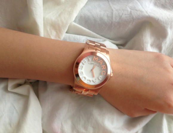 marc jacobs marc by marc jacobs jewels watch gold marc jacobs watch love pink